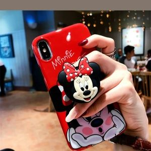 Accessories - Minnie Mouse Hardshell Shock Absorb Iphone Case
